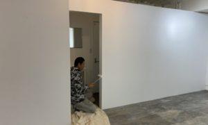 内装工事の様子4
