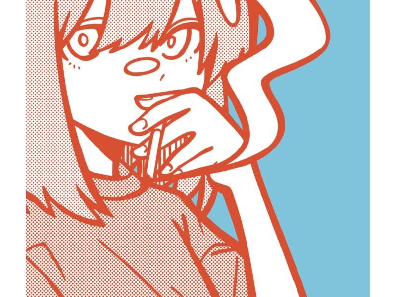 [FRUSTRATION GIRL] ART EXHIBITION